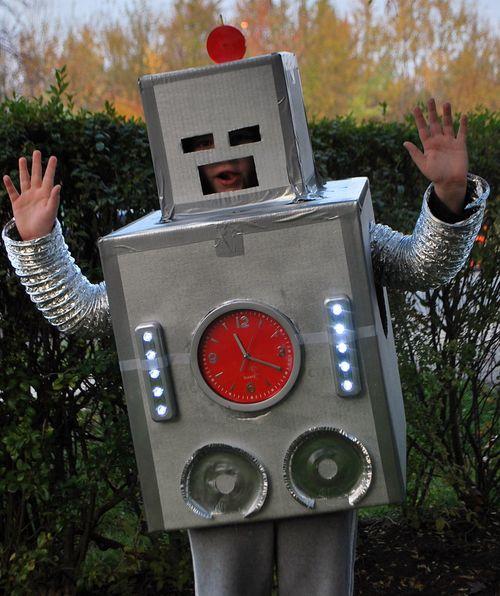 Halloween - 2011 - Jack Robot