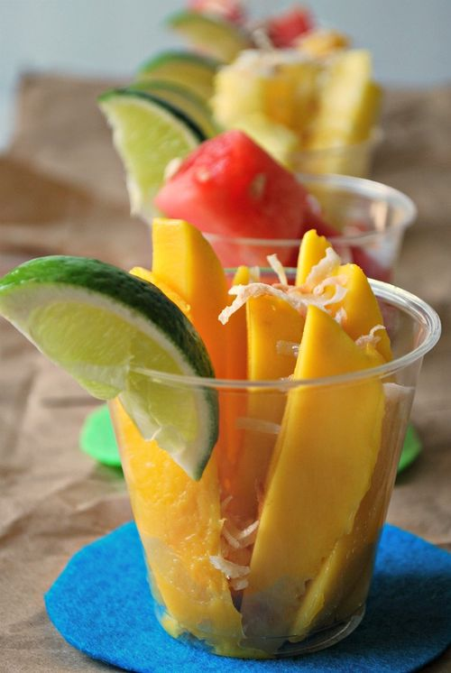 Fiesta Party - Fruit Cups 3