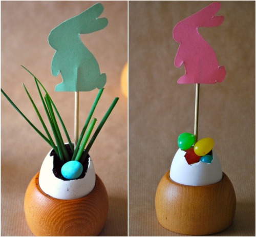 Easter Place Card Holder 3