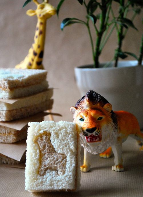 Safari Sandwiches