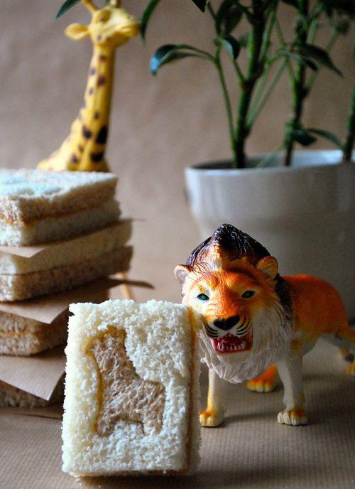 Safari Sandwiches