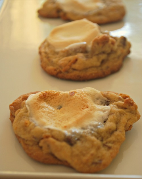 S'mores Cookies 2