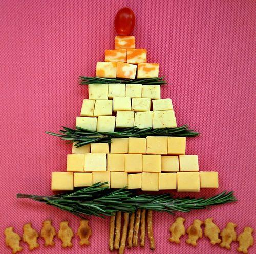 Cheesemas Tree