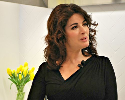 Nigella Lawson 1 - Feb. 2013