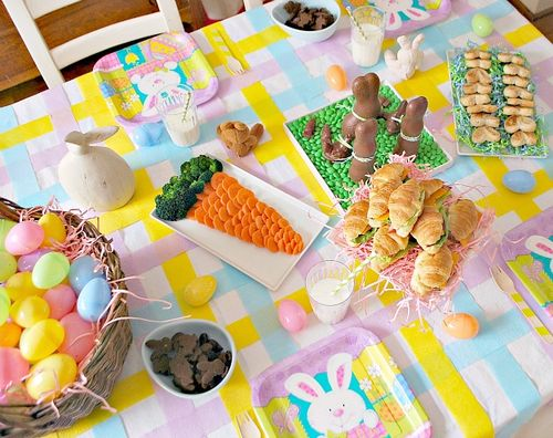 Easter Party - Table Décor