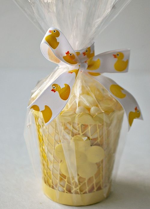 Baby Shower - Jelly Bean Favour
