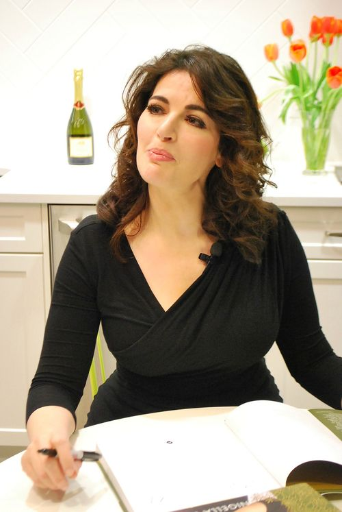 Nigella Lawson - Feb. 2013