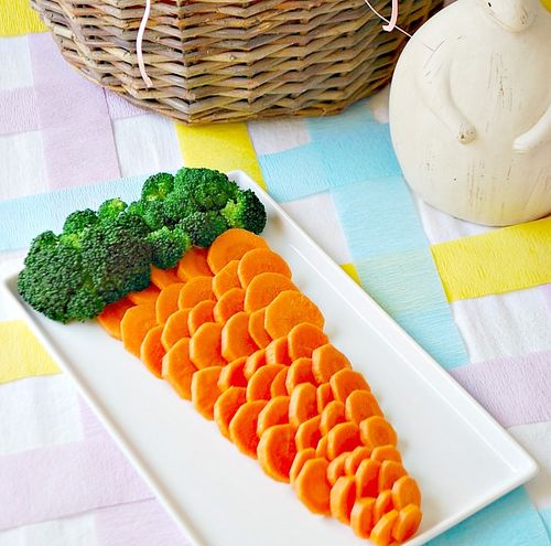 Easter Party - Giant Vegetable Carrot