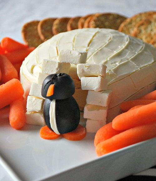 Penguin Party - Cheese Ball