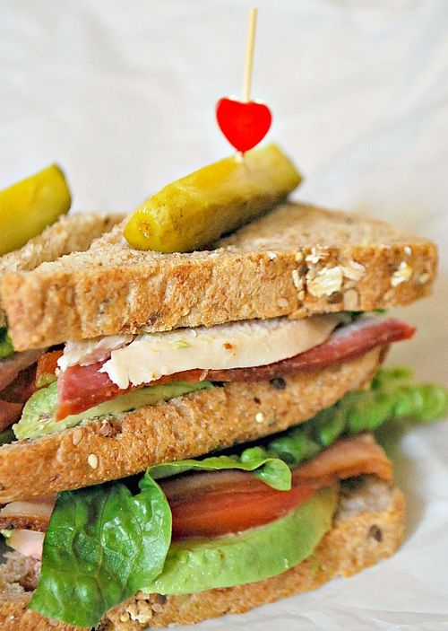 Chicken Club Sandwich2