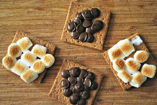 S'mores Ice Cream Sandwiches 3