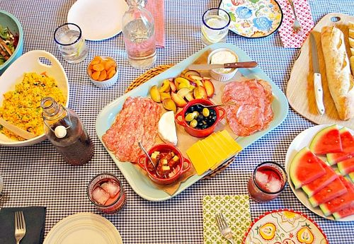 Gatherings - No Cook Dinner Party