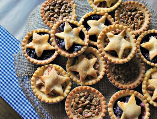 Cowboy Party - Mini Pies