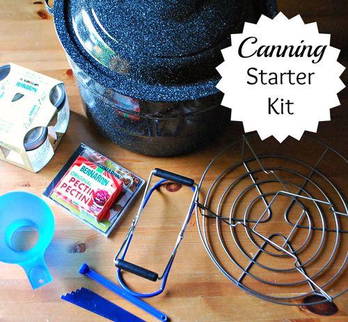 Canning Starter Kit