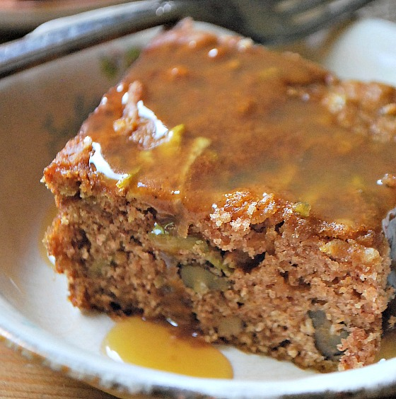 an old fashioned apple spice this cake is an old moist apple and nut ...