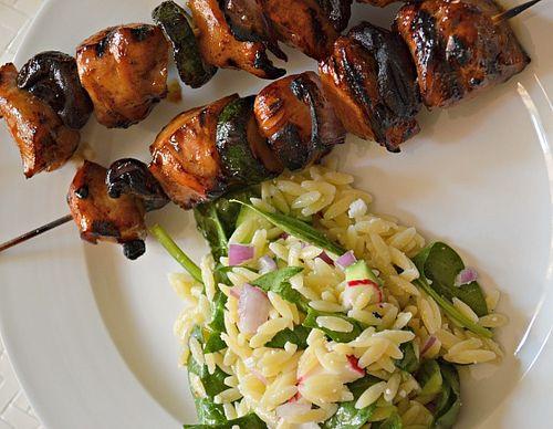 Chicken Kebabs 2