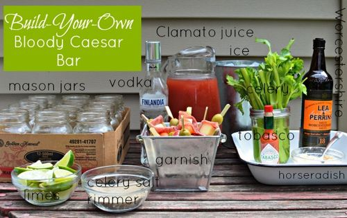 Bloody Caesar Bar