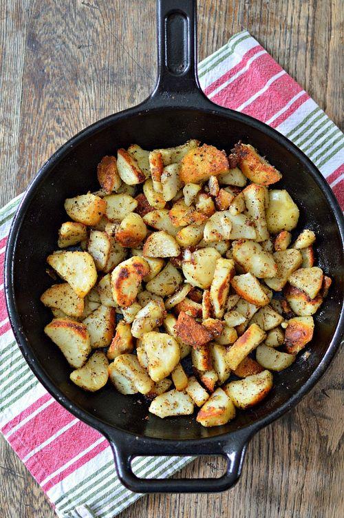 Simple Roast Potatoes