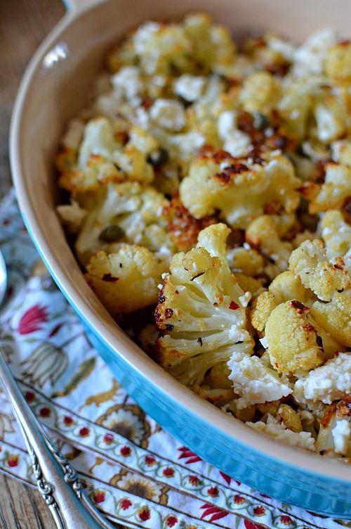 Roasted cauliflower 2