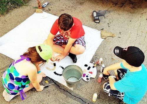 Cousins camp 1