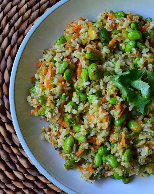 Brown Rice Salad 2