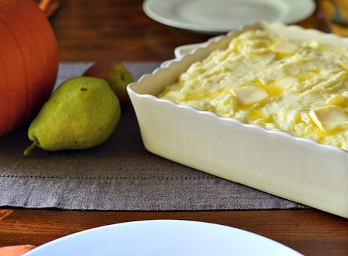 Make Ahead Mashed Potatoes 2