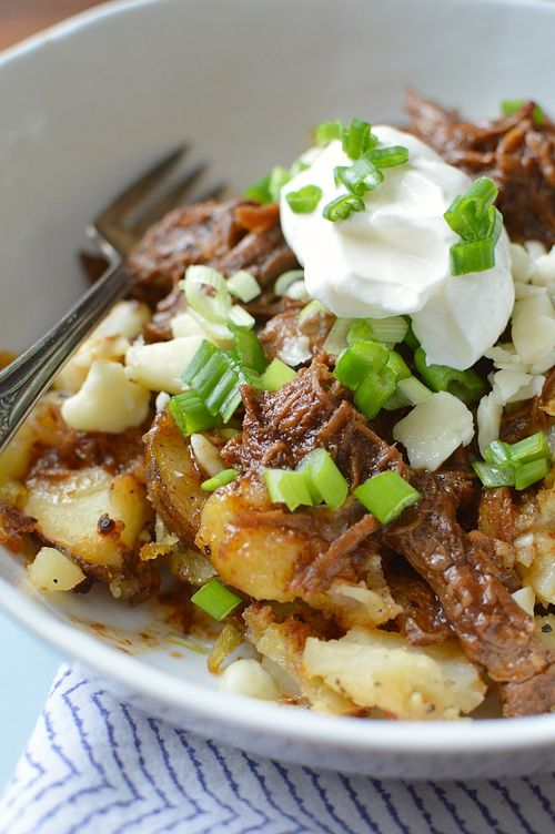Pulled Beef Poutine