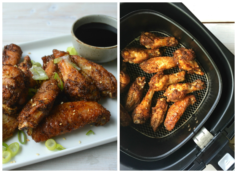 Chinese Five Spice Chicken Wings 2