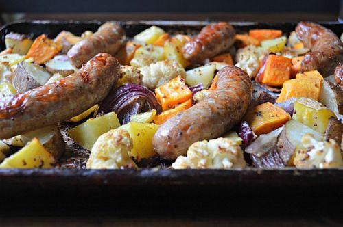 Sausage Bake 2