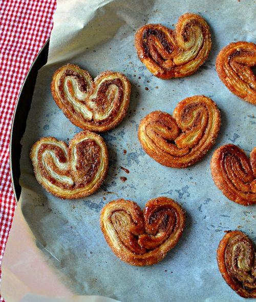 Cinnamon Palmiers