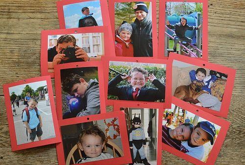 Jackson Birthday Collage