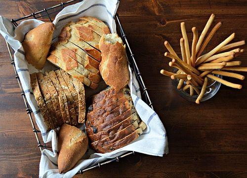 Bread Basket 8