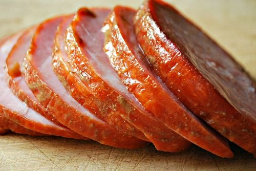 Gingerbread Ham