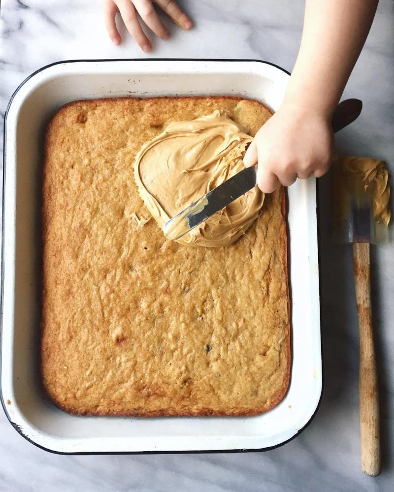 Matthew Cake Baking