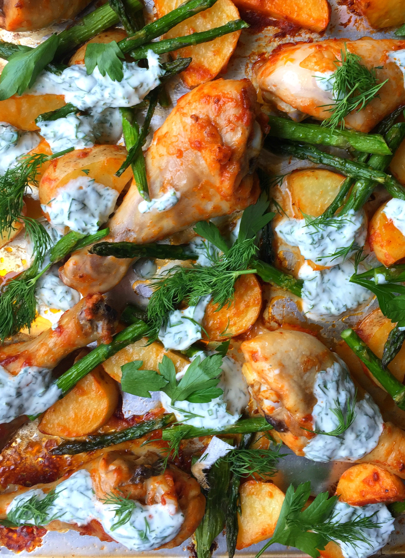 Harissa Chicken 2