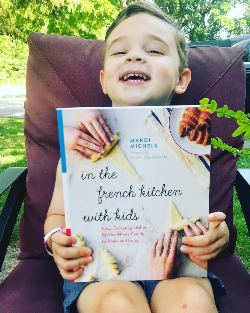 Matthew - French Kitchen with Kids