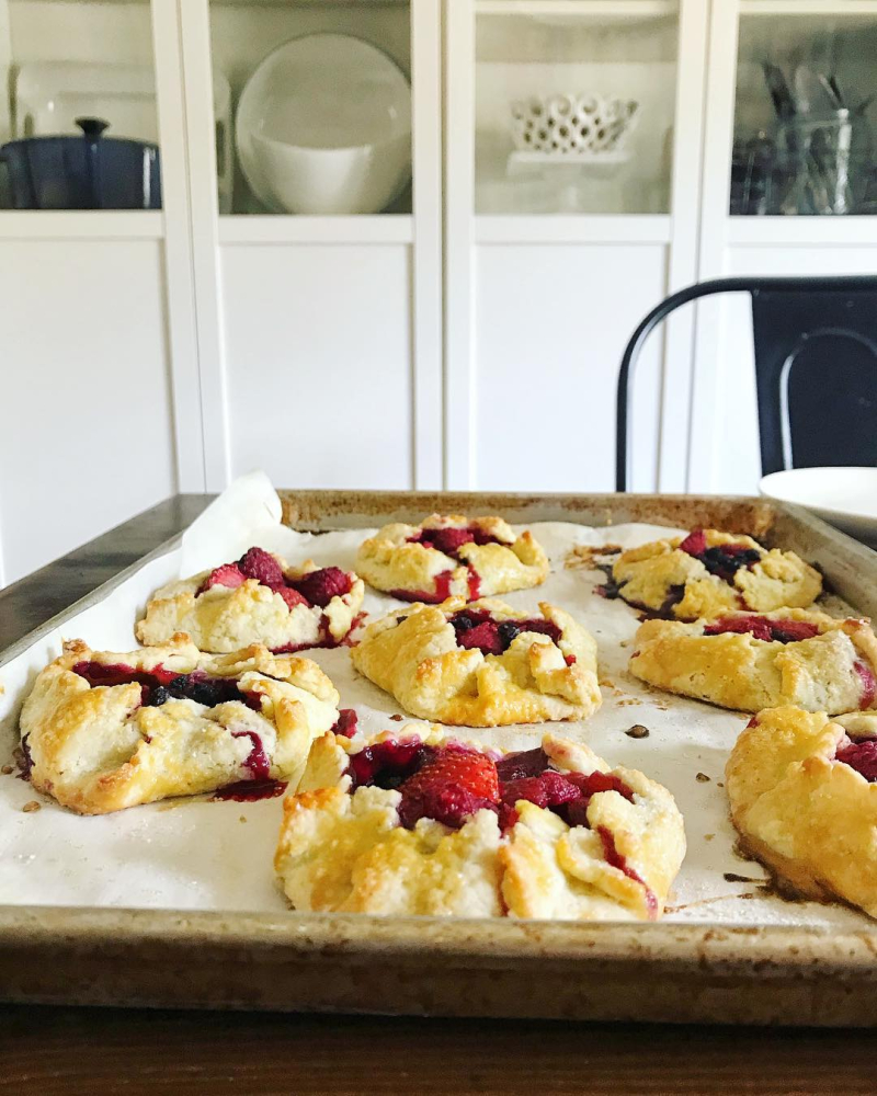 French Kitchen with Kids - Galette